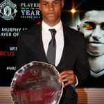 A fine debut season gets better for Marcus Rashford - hes our Under-18s Player of the Year! #MUFCPOTY https://t.co/KDg3PoTcdj