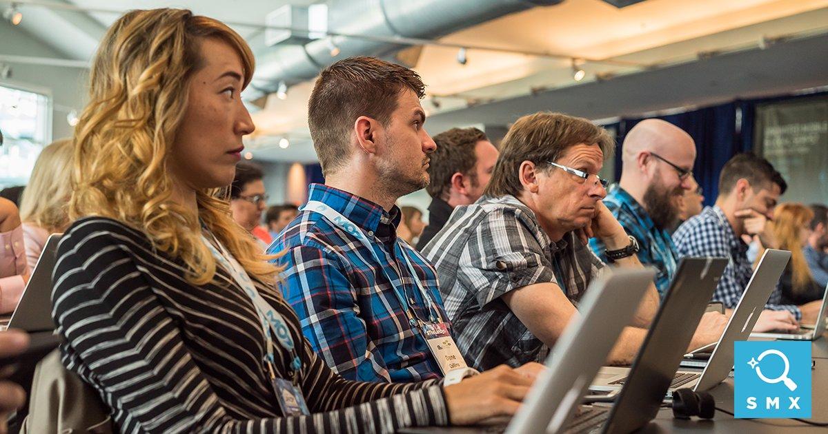 Learn high-level #SEO & #SEM tactics as a team at #SMX Advanced. Register today & save! https://t.co/mwRoLI0jA4 https://t.co/rSJ6Oq8DUd