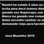 ¿Quién ha ganado la Premier?   Recuerdo cuando Mourinho decía que Ranieri era un perdedor!!! https://t.co/YqDYS7V5Ci