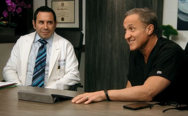 Watch the Botched docs react to patients' supersized boobs, leaking fillers & more: