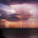 Earth has a new lightning capital, according to a recent study, Lake Maracaibo in Venezuela: https://t.co/vavwZ9s9FJ https://t.co/E0K5ftvMLD
