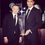 Huge honour to win this award ???????? @ManUtd #MUFCPOTY https://t.co/DKR6lMctLB