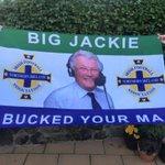 A funny Northern Irish fleg #euros2016 https://t.co/pS2NdYA1n0
