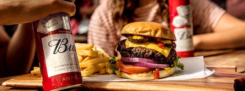 Budweiser & Burger Beast Appearances ThisWeek https://t.co/OaWtvMcD6A https://t.co/WwZwALkL51