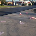 Art installation on Decatur Boulevard vandalized and stolen https://t.co/T2RmL9WV3x #vegas https://t.co/zztXGhXUxi