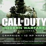 Modern Warfare is back. Get #MWRemastered on Nov. 4 with #InfiniteWarfare Legacy Edition: https://t.co/D03QcGWC3y https://t.co/0cZUir7B9i