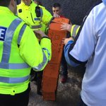 BREAKING NEWS: Dundee United coffin CONFISCATED by police outside Dens Park. https://t.co/LEMUmbYFwJ