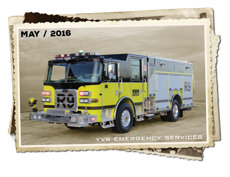 RT @WFRFIRE: This months Truck of the Month: @yvrairport Emergency Services @PierceMfg PUC Pumper:
