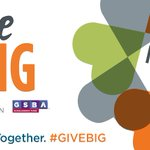 Support the GSBA Scholarship Fund during tomorrows #GiveBIG - https://t.co/jvGie0MHYa https://t.co/3TfmSWUQKt