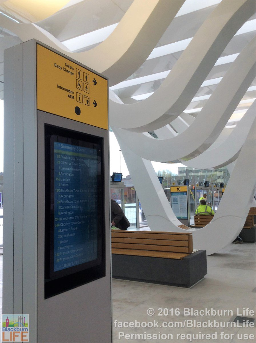 Have you seen the new Blackburn Bus Station? #BlackburnHour - Worth the wait? https://t.co/THAQ1DJxiF