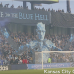 Sporting Kansas City fans busted out an amazing Game of Thrones tifo on Sunday. https://t.co/uXzudH35kw https://t.co/JwCZnU3MIl