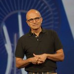 Live Video: Microsoft CEO Satya Nadella at the Tech Alliance in Seattle https://t.co/jNRrwWxwOA https://t.co/f9c1dNBhSV