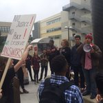 These are the four #SFSU students on hunger strike in support of Ethnic Studies who plan to camp on campus https://t.co/1voeKETFWD