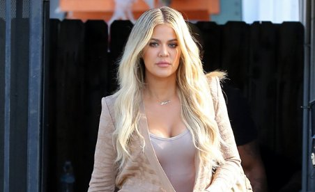 This is the one man who sees Khloe Kardashian naked these days: