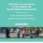 Over 2 weken vindt de #030SMC plaats in #Utrecht. Je kunt je nu nog (kosteloos) aanmelden! https://t.co/dfQ4LTRAwo https://t.co/fp831ytlmB