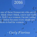 Talking about Hillary by @CarlyFiorina #Crooked #HillaryLiesMatter #SheLies #DontGetFooledAgain https://t.co/FkNNSSNTEL