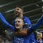 Tottenham speelt gelijk, het sprookje van Leicester City wordt werkelijkheid. Voor het eerst kampioen van Engeland. https://t.co/EpYgWgAVC1