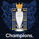 Leicester City. Champions of England. https://t.co/WRwfysTn2N