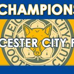 JUST IN: Leicester City F.C., 5,000-to-1 underdogs at start of season, wins the English @PremierLeague. #LCFC #BPL https://t.co/QvFWFs7KSh