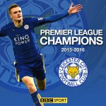 What an achievement!   An incredible story!  Well done Leicester City! https://t.co/A8ZvcB7LRs
