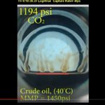 A video of pressurized #CO2 and #oil interaction, courtesy of @EERC. https://t.co/e9fHVXus0w #EOR in the #Bakken. https://t.co/gRDpQnzWpZ