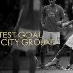 Lewis McGugans free-kick against Ipswich for #NFFC has been named the Greatest Ever Goal at The City Ground. https://t.co/OQ6QOEtnqj
