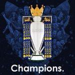 •Leicester City yatwaa ubingwa wa ligi kuu Uingereza! #AsanteBiMkubwa https://t.co/eISX92ZVE7