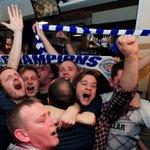 Leicester crowned Premier League champions after Chelsea comeback against Tottenham #CHETOT https://t.co/jYYygrV0eD https://t.co/eiQA3xqIFf