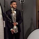 رياض محرز .. اول عربي يحقق لقب البريميرليغ ..وأفضل لاعب في البريميرليغ .. مافيش كلام يوصفك يا رائع ???????????????? https://t.co/NCSaKAwz0v
