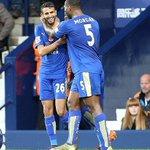 Riyad Mahrez y Wes Morgan: primer argelino y primer jamaicano que ganan la Premier League #LCFC https://t.co/b2Ris9wIwW