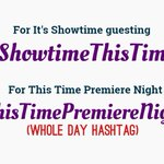 RT @sjohns1218: Good morning! Take note of our Hashtags today.... #ThisTimePremiereNight https://t.co/x2Y2y96fkb