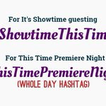 Hashtags for Today! Lezzz do this Jadineland. 1M tweets goal for Premiere Night! P U S H! #ThisTimePremiereNight https://t.co/5iISU4Q8Fo