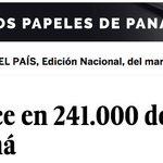 """¿Ha contado ya @el_pais cuántas veces sale la palabra """"Cebrián"""" en los papeles de Panamá? ¿o España? https://t.co/RFEMT5ADlj"""