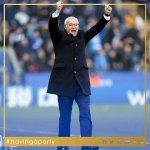 """I'm so proud."" Claudio Ranieri, were proud of you too! Full story: https://t.co/b8JZCV87KV #havingaparty https://t.co/ivSTQ3b8Wq"