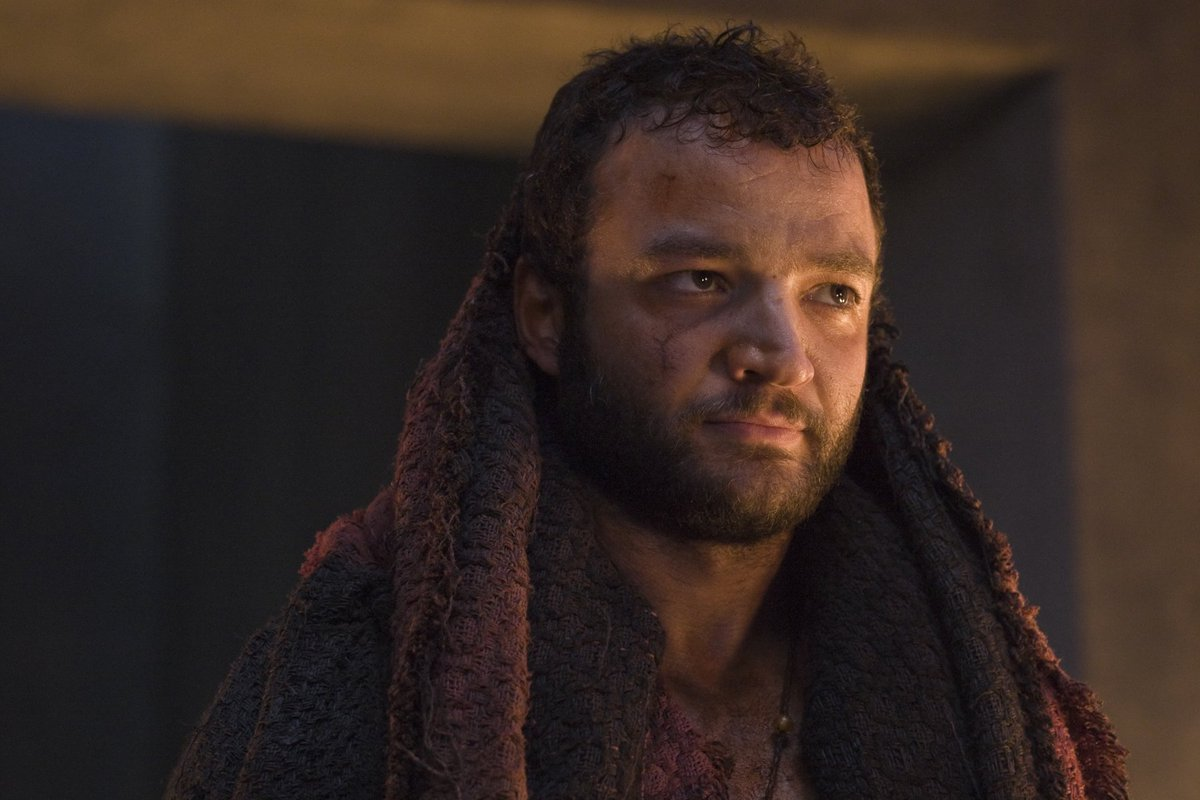 'Spartacus' alum @NickTarabay has been cast in @Syfy's 'The Expanse' season 2
