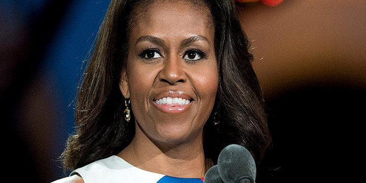 Michelle Obama will appear on TheVoice and NCIS this week