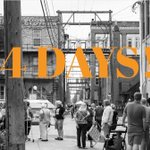 The countdown is on, and we couldnt be more excited! See you downtown, this FRIDAY! https://t.co/GYQzDMnPAb
