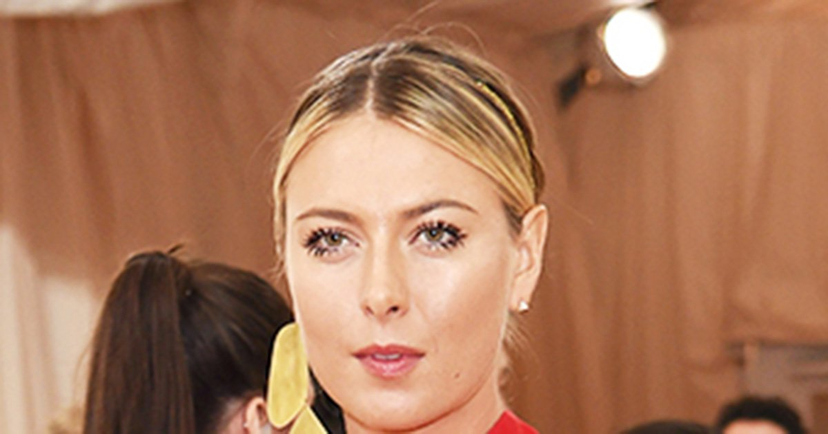 RT @WhoWhatWear: Maria Sharapova sports the most impressive statement earring EVER at the #MetGala: https://t.co/Ui91gRHhxG https://t.co/bZ…
