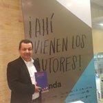 DocenteUFPS presentó el libro: Educación, sociedad e interculturalidad,en la Feria de Bogotá https://t.co/tbUkk4oRPd https://t.co/Hp4vRDqag5