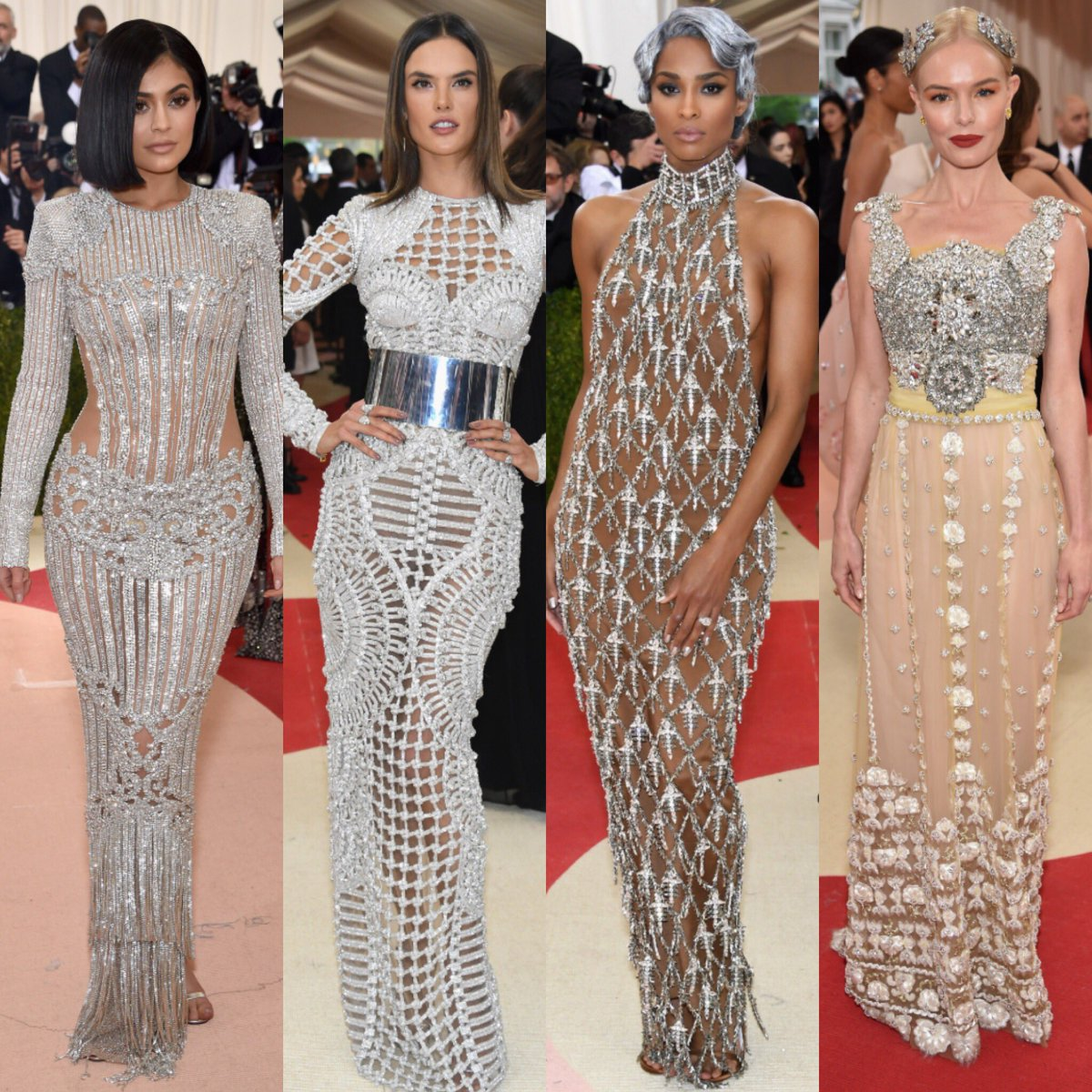 Kylie jenner, alessandra ambrosio, ciara and kate bosworth hit the ...