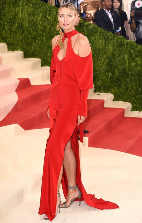 Thrilled to be attending my first #MetGala! My dress was created for me by #JuanCarlosObando #ManusxMachina https://t.co/wN6qIzaGrP