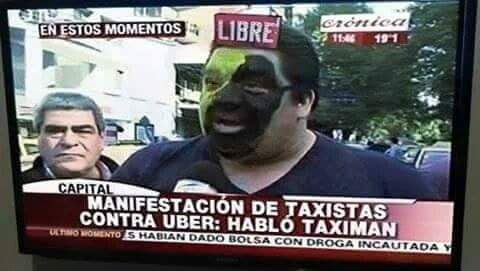 Crónica TV siempre nos regala las imágenes más importantes del día (?) https://t.co/tsUILbLZWK