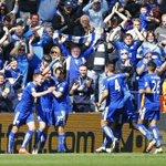 Seuls 6 clubs ont remporté la Premier League depuis sa création:   MU Chelsea Arsenal ManCity Blackburn Leicester https://t.co/HWNQpKNkpR