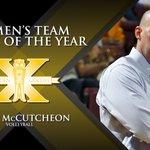 Congratulations to the Womens Team Coach of the Year, @McCutcheonMN! #GoldenGoldys https://t.co/wvEYBkoKn1