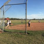 """Perfect weather for the first night of @EdmontonSSC slo-pitch! """"Its beginning to look a lot like summer.."""" #yeg https://t.co/77R9W9E4MZ"""