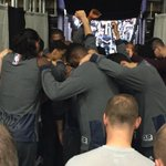 Thunder about to head on to the floor in San Antonio. #ThundervsSpurs https://t.co/MiyTcbCqet
