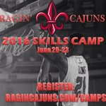 Dont forget the @Cajunbasketball camp in your summer planning! https://t.co/cZQcPrk7zh