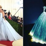 Claire Danes wore an insanely incredible light up ball gown to the #MetGala https://t.co/9oba0gFipM https://t.co/NONiz1oFYB