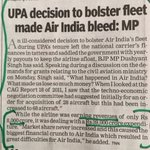 Why did Air India Bleed? See this unaccountable democracy. The Thirsty Poor re-elect such culprits repeatedly.Shame! https://t.co/VnwT2YgIFV