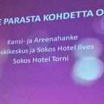 #RAY:n Suomen toisen #Casinon kolme sijaintikandidaattia #Tampereella julkistettiin. Mainiot valinnat! https://t.co/n62x58Pg53